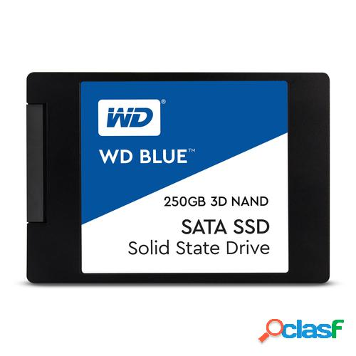 Western disco duro digital blue 3dwds250g2b0a