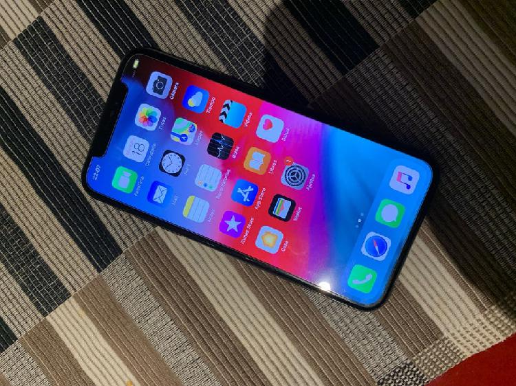 Iphone x 64gb negro!