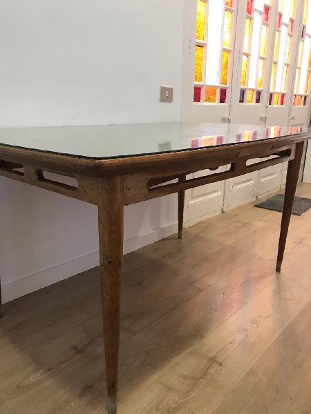 Mesa comedor vintage diseño escandinavo