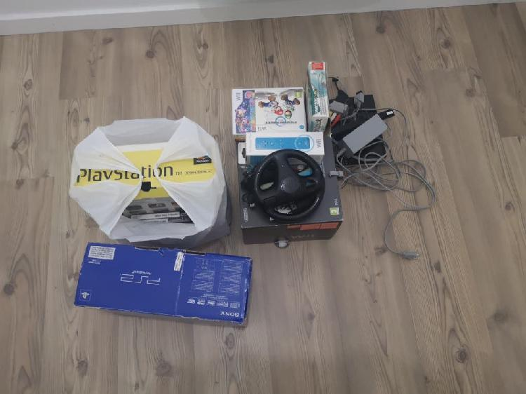 Play station 1 y 2 / wii