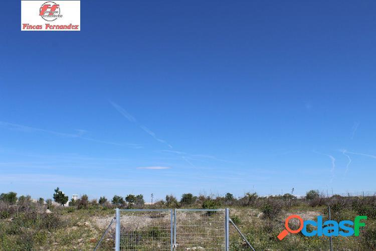 Terreno industrial en sector xxv velilla de san antonio