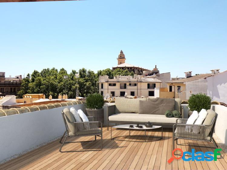 Mallorca next properties - atico con dos terrazas