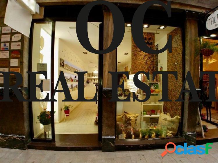 Magnífico local comercial en pleno centro de murcia, c/ gonzález adalid