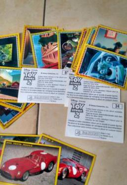 19 toy story 2-99 fchas coches