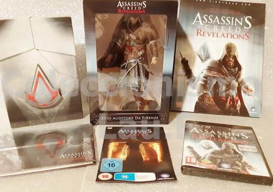 Assassins creed Figura Ezio Edicion