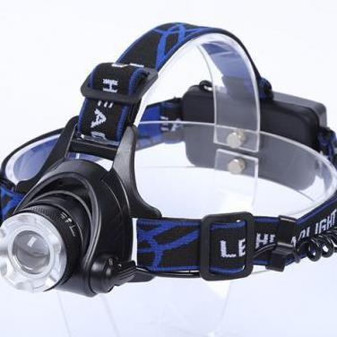 Frontal cabeza led 2000 lumen pesca
