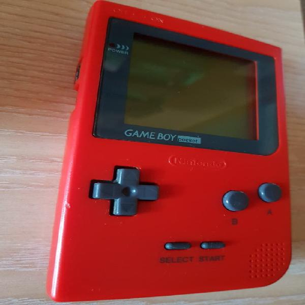 Gameboy pocket no enciende