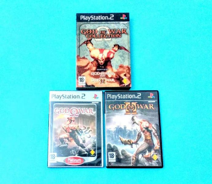God of war collection / ps2
