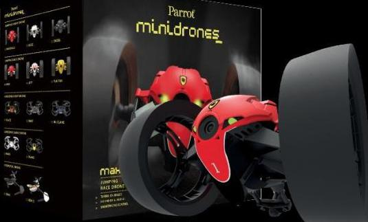 Nuevo) parrot jumping race max