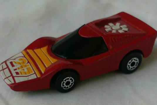 SUPER GT de Matchbox