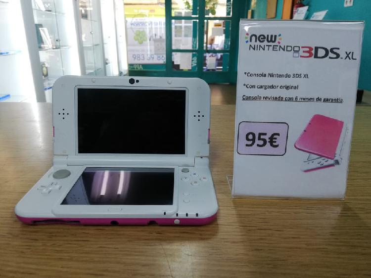 Videoconsola new nintendo 3ds xl