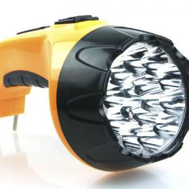 Linterna led recargable 15 led, barcos , camping