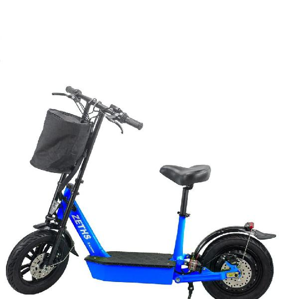 Patinete electrico neon scooter