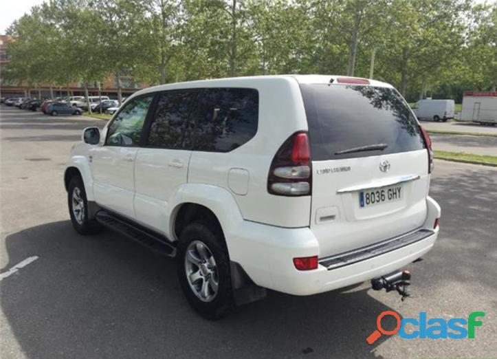 Toyota Land Cruiser D 4D VX 173 P 3