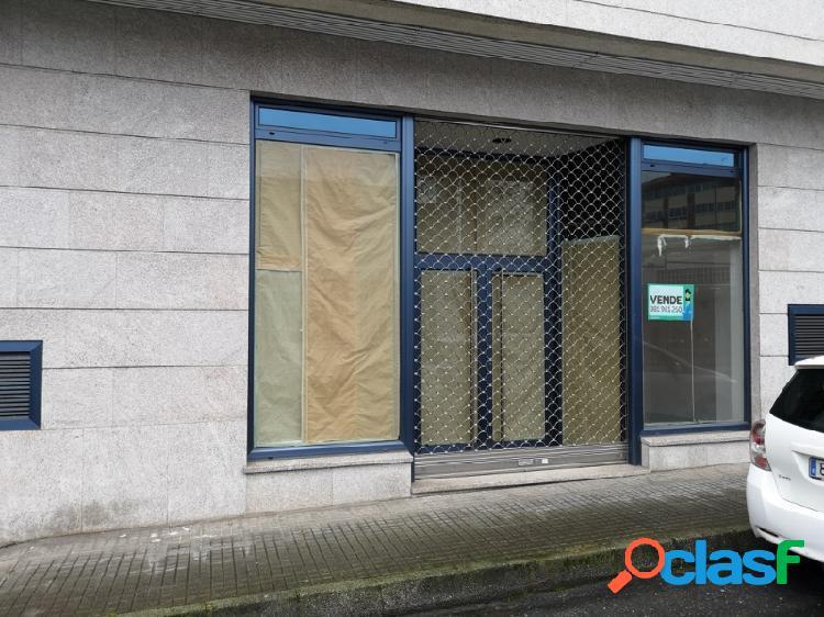 Local comercial en obra - zona gandara-alcampo - fachada terminada