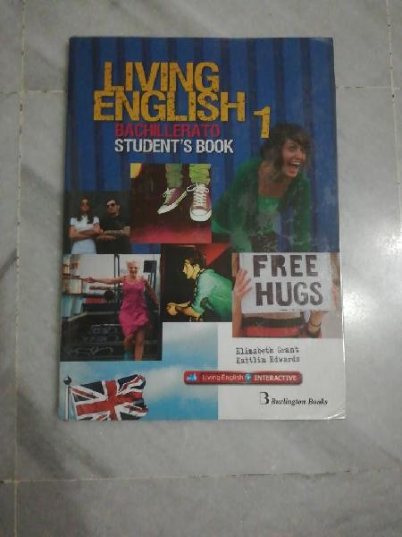 Inglés 1°bachillerato. burlington books