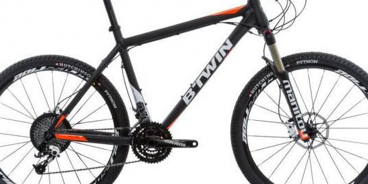 Mountain bike btwin rafal 740- talla s
