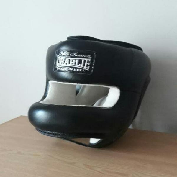 Casco boxeo charlie profesional
