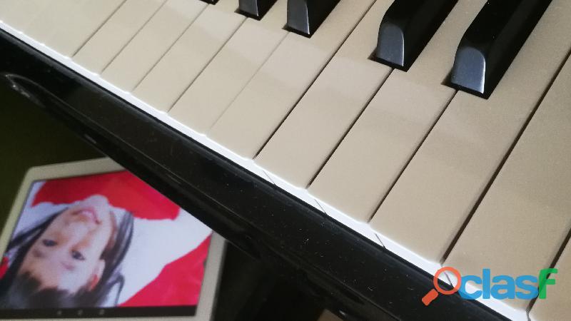 Clases particulares de piano en las rozas de madrid