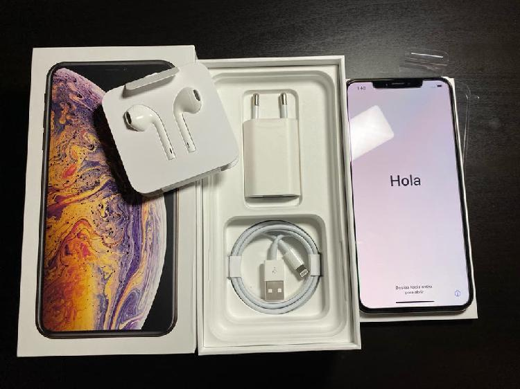 Iphone xs max (64gb) gold