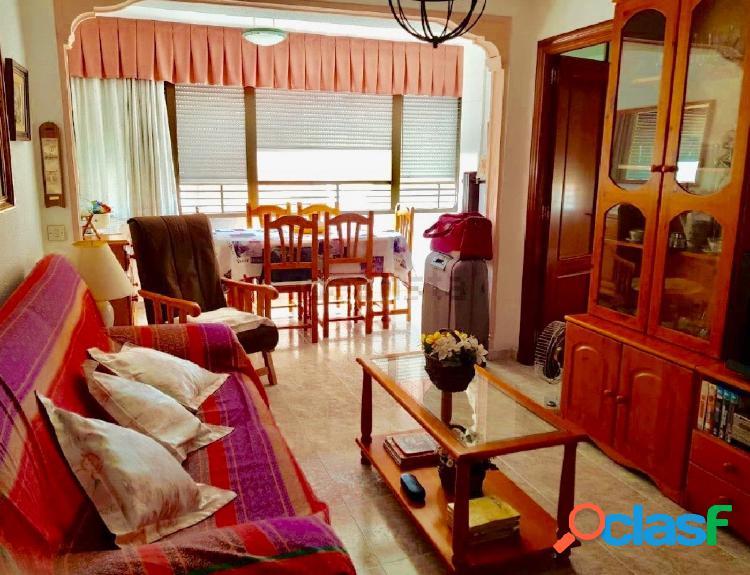 Precioso apartamento en Levante con vistas al mar