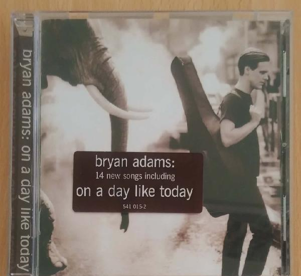 Bryan adams (on a day like today) cd 1998