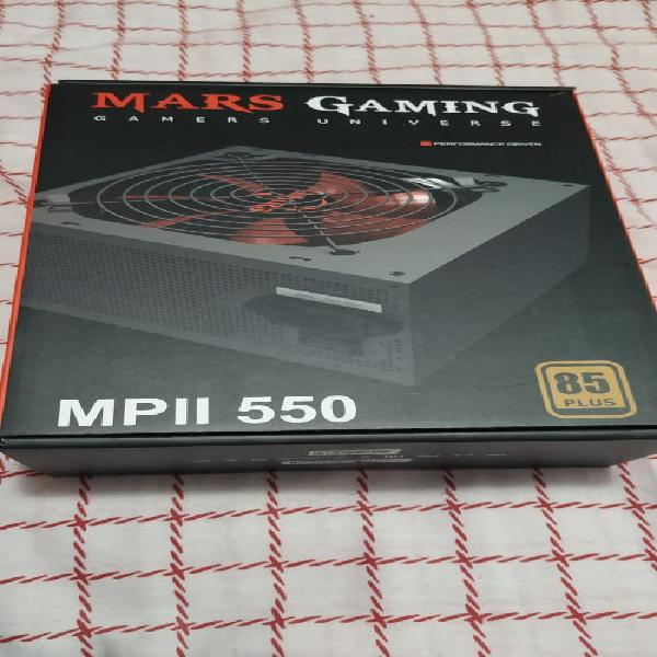 Fuente tacens mars gaming mpii 550 plus 85 bronce