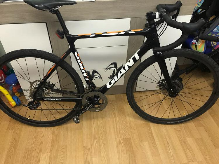 Giant tcx advanced talla m