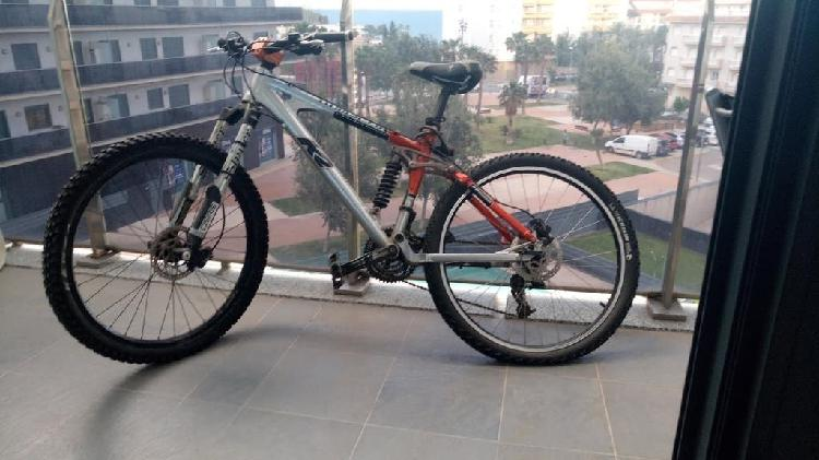 Mountain bike k2 lithium 3.0 2002 marzocchi shiver