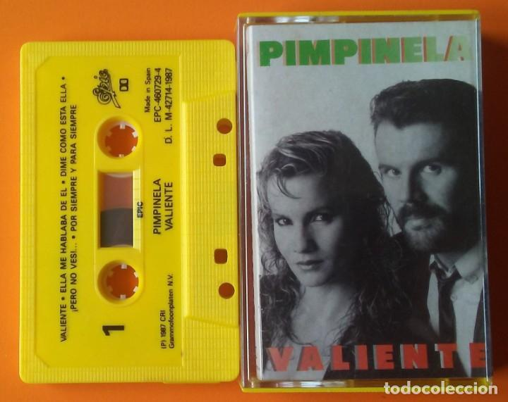 PIMPINELA VALIENTE CBS/EPIC 1987