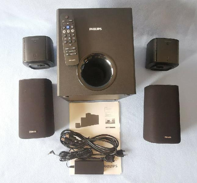 Philips home cinema inhalambrico css5235y/12