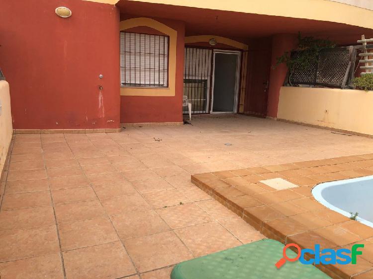 Planta baja en un fantástico residencial en Playa Serena Sur 1