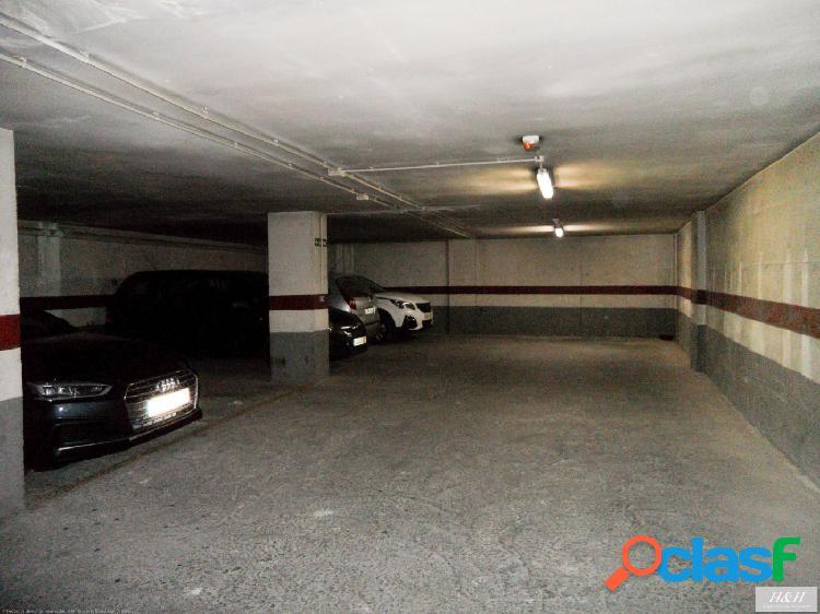 Venta de plaza de aparcamiento en burjassot-godella. / hh asesores, inmobiliaria en burjassot/