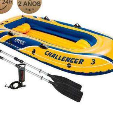 Barco hinchable challenger 3 intex