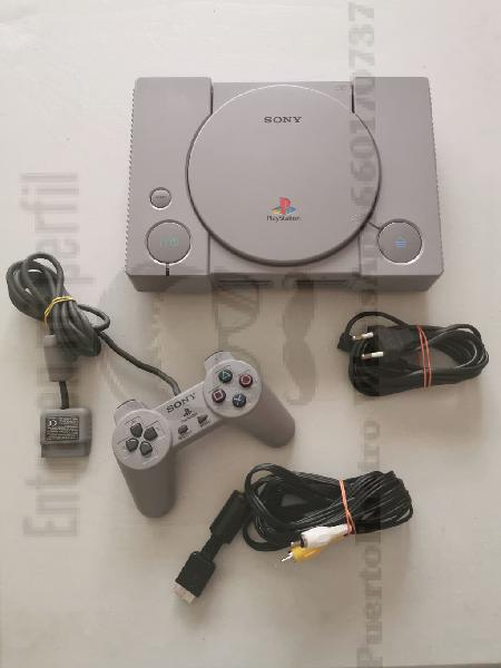 Consola playstation ps1 psx