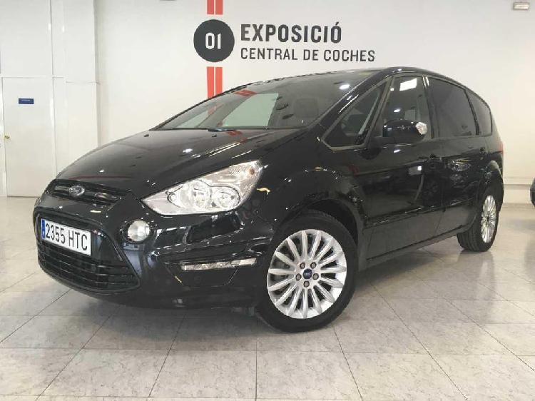 Ford s max 2.0 tdci 140cv limited edition navegador