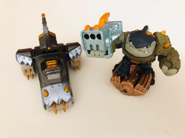 Shark shooter terrafin + shark tank skylanders
