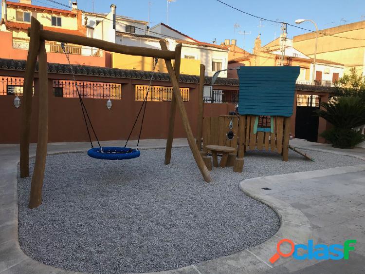 Casa Rural con rentabilidad - Chalet dentro el pueblo, con piscina privada, Navarrés, Valencia 1