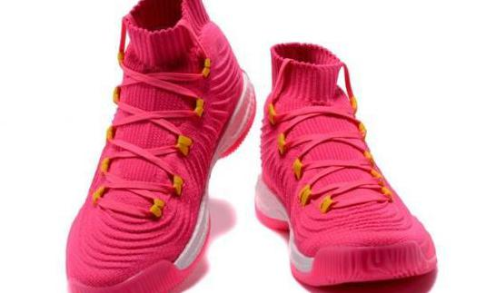 Adidas crazy explosive boost pink