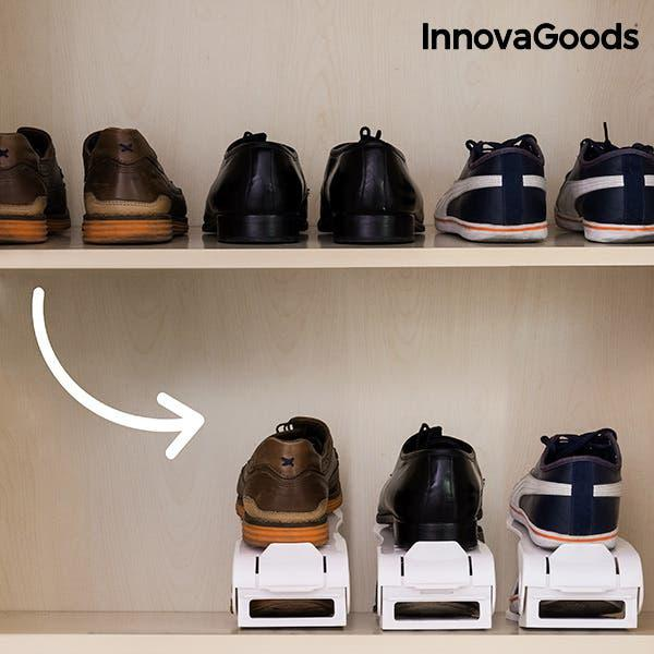 Organizador de zapatos regulable shoe rack innovag