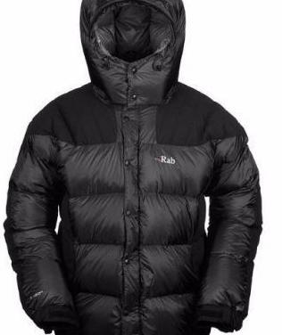 Plumas RAB Summit Jacket talla XL