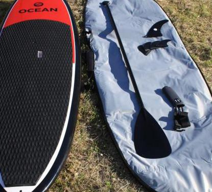 Tabla surf stand up paddle