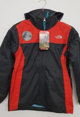 The north face triclimate t-m/10-12 años