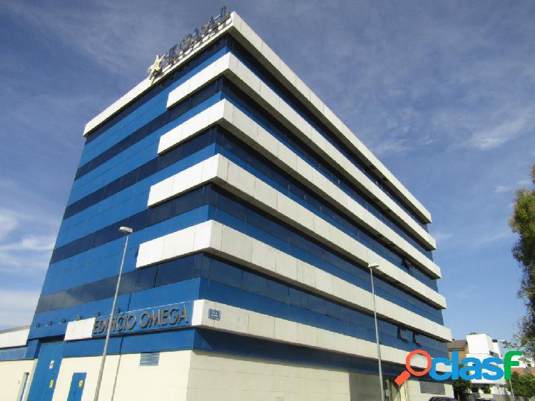 Oficina en alquiler edificio omega