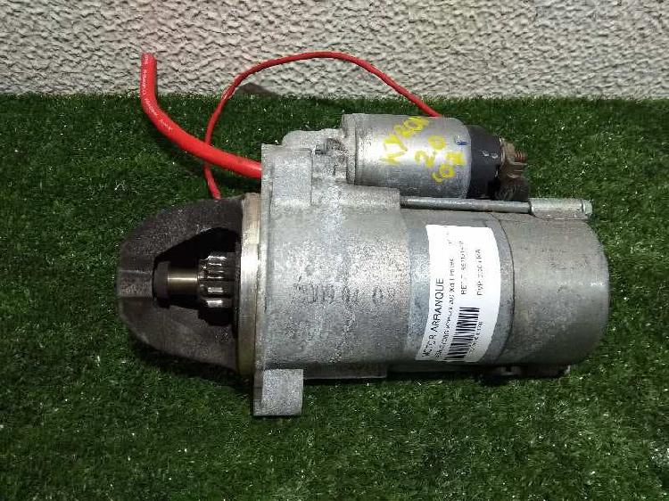 Motor arranque ssangyong kyron 200 xdi limited