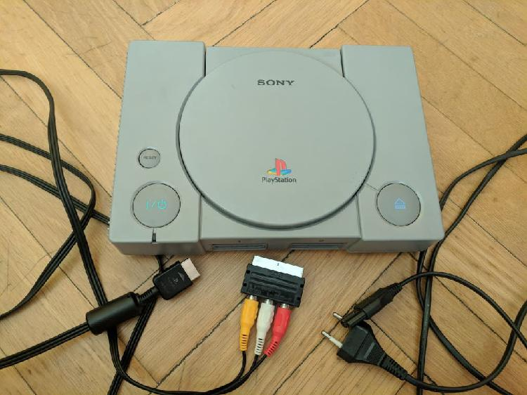 Ps1 - psone - playstation 1