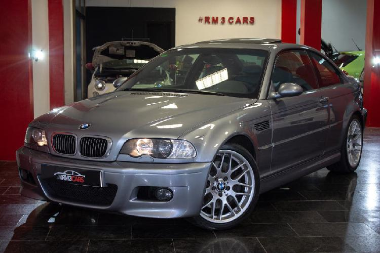 Bmw m3 e46 343cv cs competition package