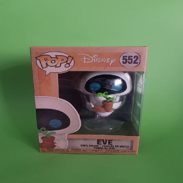 Eve Earth Funko Pop Disney 552