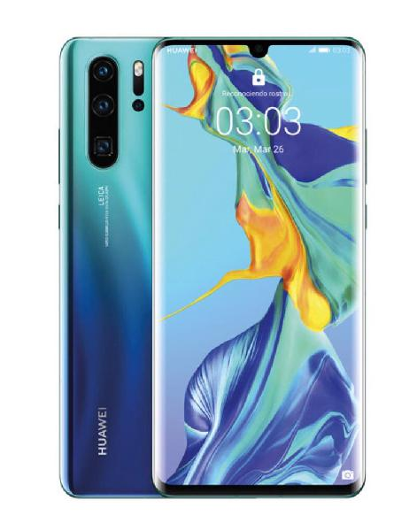 Huawei p30 pro 8gb color aurora