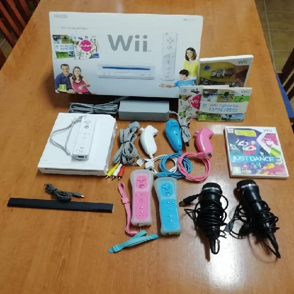 Wii family edition